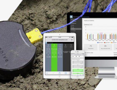 Sigfox razem z Sensohive monitoruje temperaturę żywności oraz… betonu