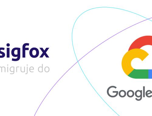 Rozpoczynamy współpracę z Google Cloud!