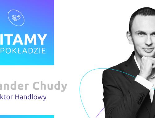 Aleksander Chudy zasila zespół Sigfox Poland na stanowisku Dyrektora Handlowego